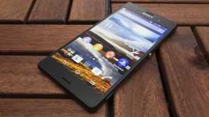 Sony Xperia Z1 Series