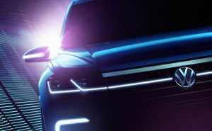 Volkswagen Hybrid SUV