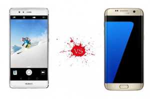 Huawei P9 Plus vs Samsung Galaxy S7 Edge