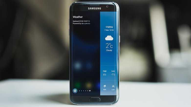 Samsung Galaxy S7 Edge June Android Security Updates Underway