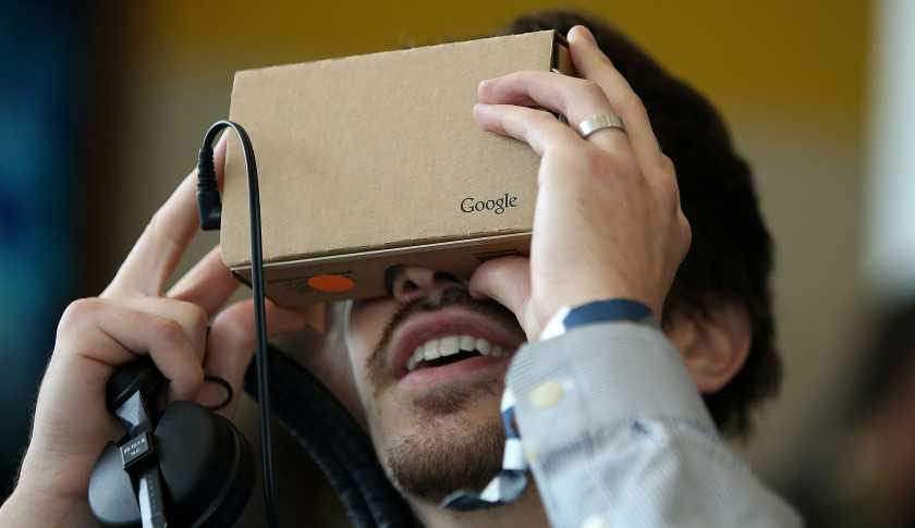 Google Cardboard Support for iOS Users