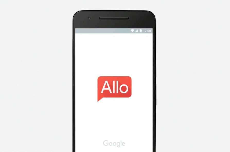 Google new messaging app Allo