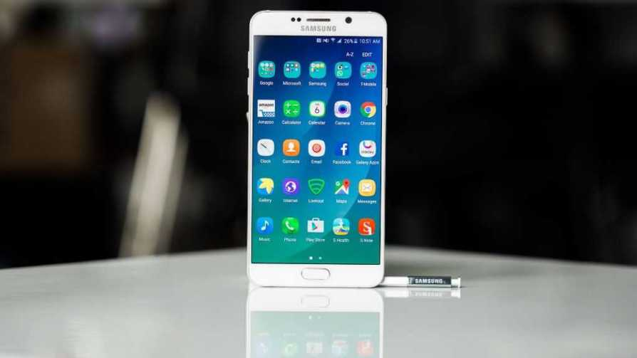 ew Samsung Phablet Note 7