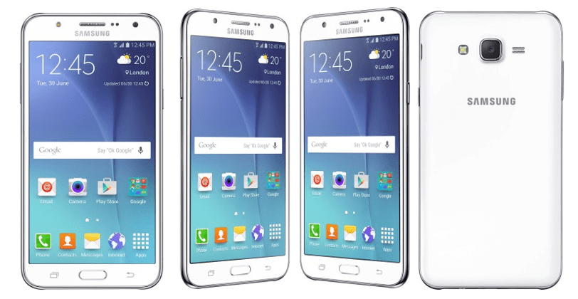 Samsung Galaxy J5 (2015) vs Samsung Galaxy S5 Neo