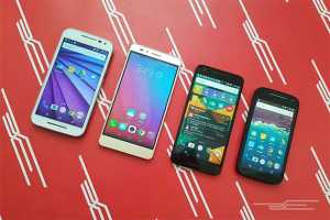 Moto G4 Plus and Top 5 Android Phones under $250