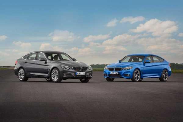 2017 BMW 3 Series GT