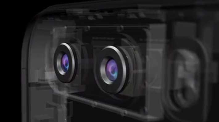 Samsung dual camera modules