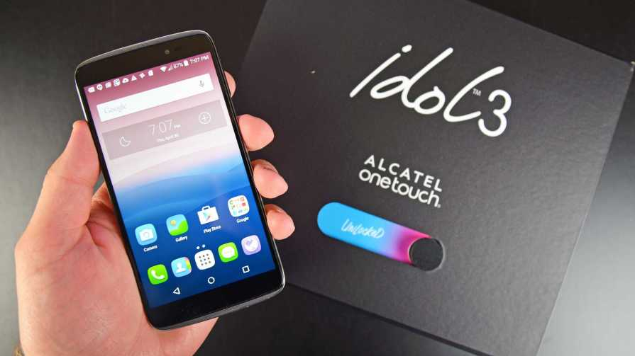 Marshmallow update for Alcatel Idol 3