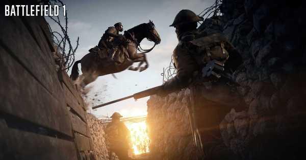 Battlefield 1 E3 2016 Trailer