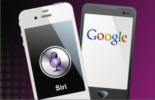 Google Now vs Apple Siri