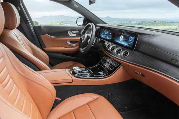 Mercedes E-Class Wagon 2017