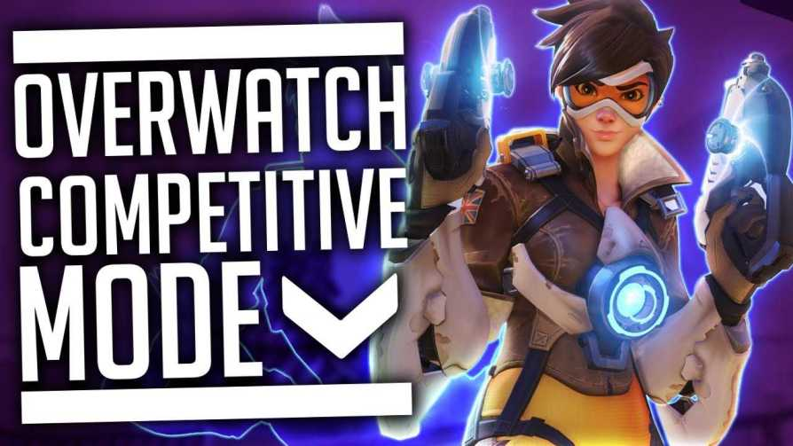 Overwatch Competitive Mode
