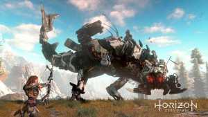PS4 Exclusive -Horizon Zero Dawn