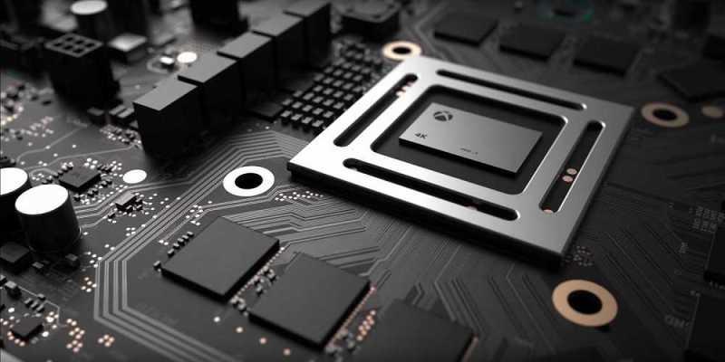 Project Xbox Scorpio