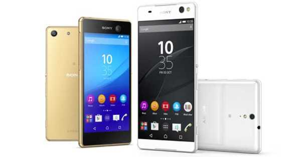 Sony Brings New Xperia Devices 2016