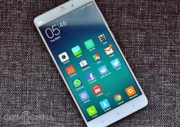 Xiaomi Mi Note-2