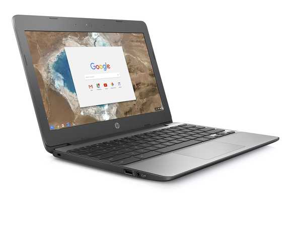 HP Chromebook G5
