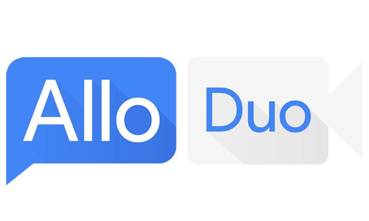 Google Hangouts, Google Allo and Google Duo