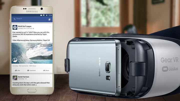 360-degree VR videos