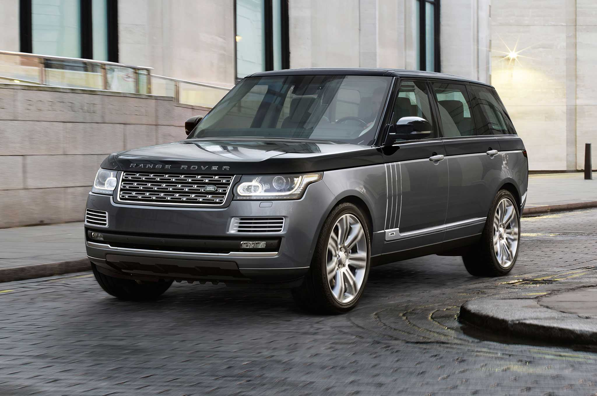 2016 Land Rover Range Rover Nashville Chatter