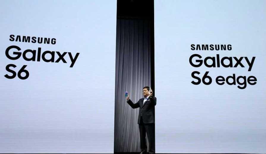 Galaxy S6 lineup