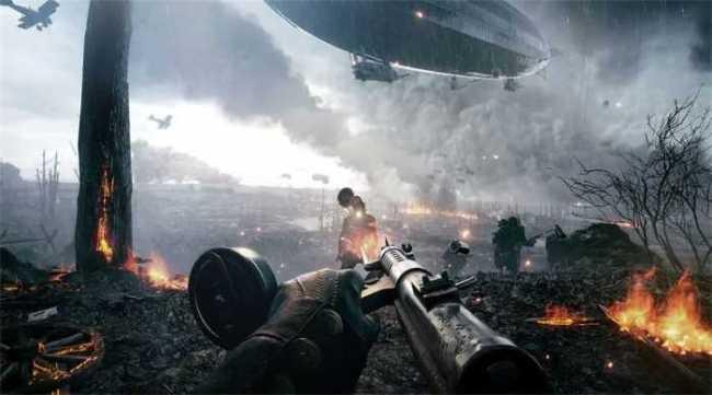 Battlefield 1 Pigeon Mode
