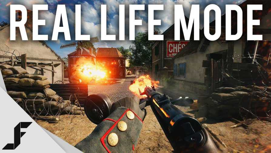 Battlefield 1 Real Life Mode