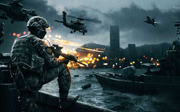 Battlefield UI
