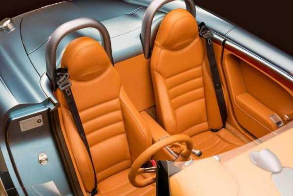 Bristol Bullet interior