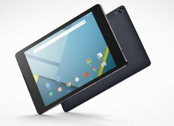 Nexus 9 Android Nougat Update