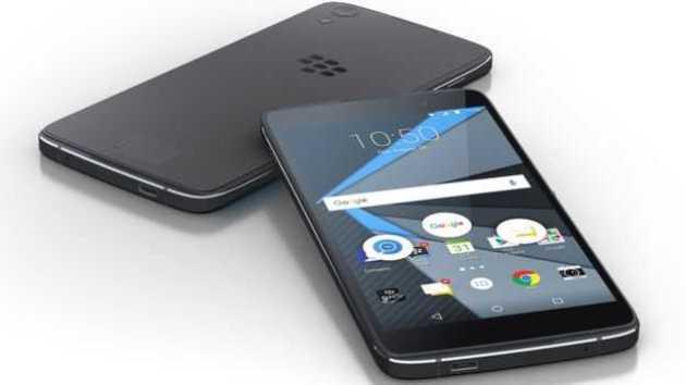 DTEK50 BlackBerry