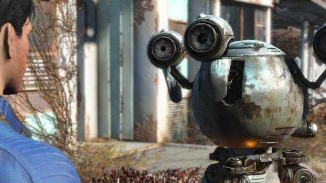 Fallout 4 1.6 Update