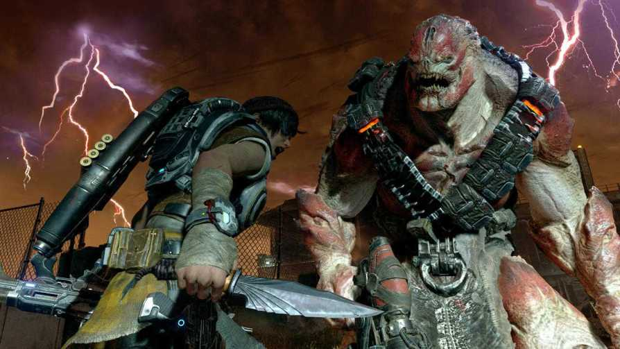 Gears of War 4 Microtransactions