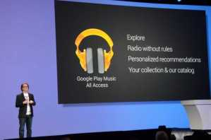Google Offers Free Play Music