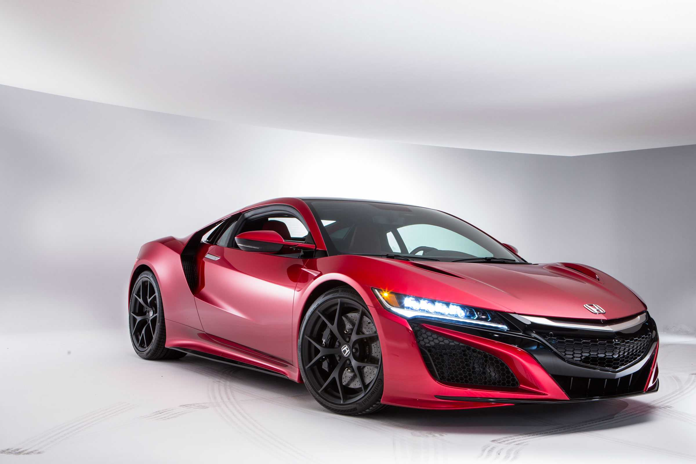 New Honda NSX 2016 Edition Pricing and Features Revealed