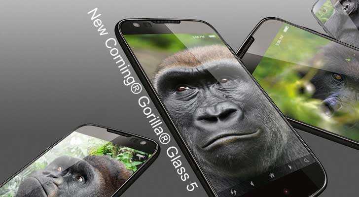 Google Nexus 2016 with Gorilla Glass 5