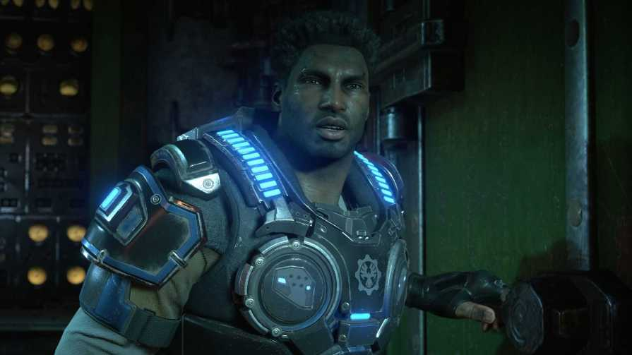 New Gears of War 4 Campaign Footage