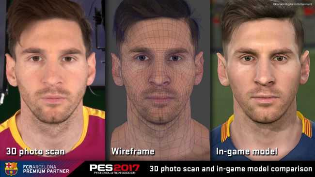 PES 2017 Beats FIFA 17 To Claim Exclusive Rights To FC Barcelona