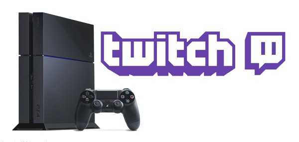 PS4 Twitch