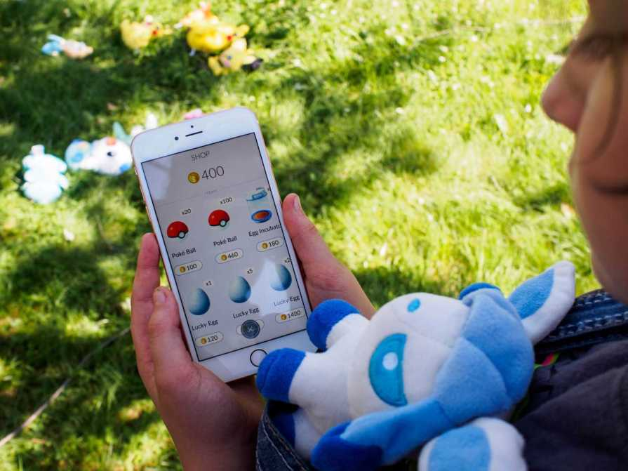 Pokemon Go Major Hiccups Due to Server Overloads