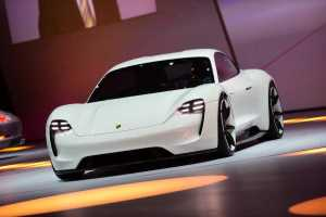 Porsche E Car