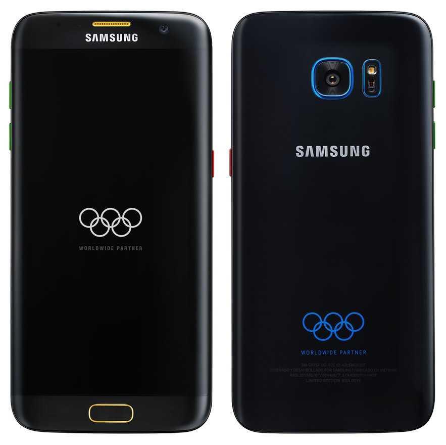 Samsung Galaxy S7 Edge Olympic Edition