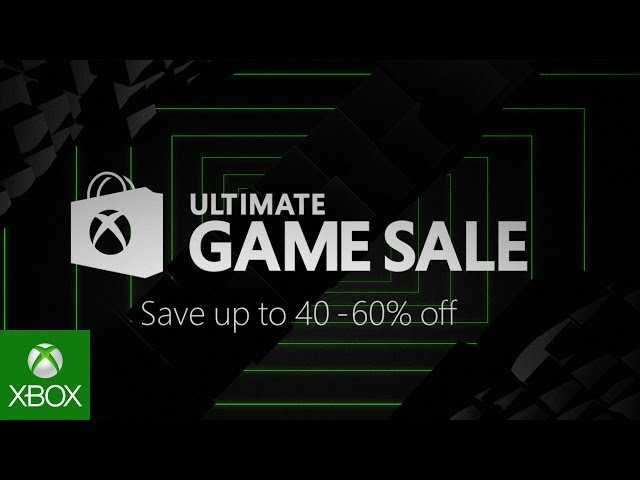 Xbox One Ultimate Game Sales