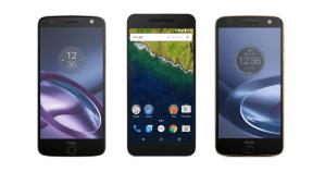 Moto Z Force vs Google Nexus 6P