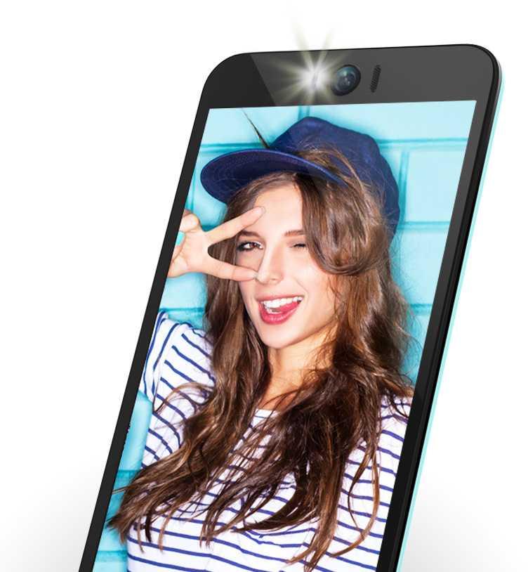 ZenFones Selfie