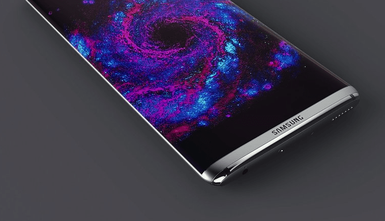 Samsung Galaxy S8 Project Dream