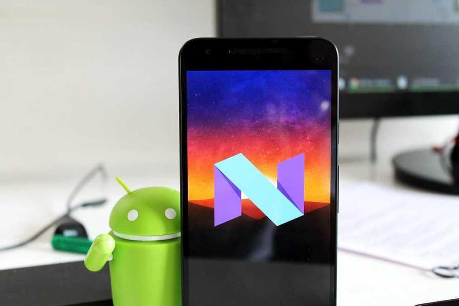 Android 7.0 Nougat on Nexus 5X