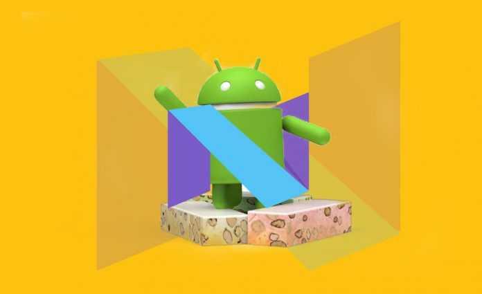 Android Nougat on Google Nexus