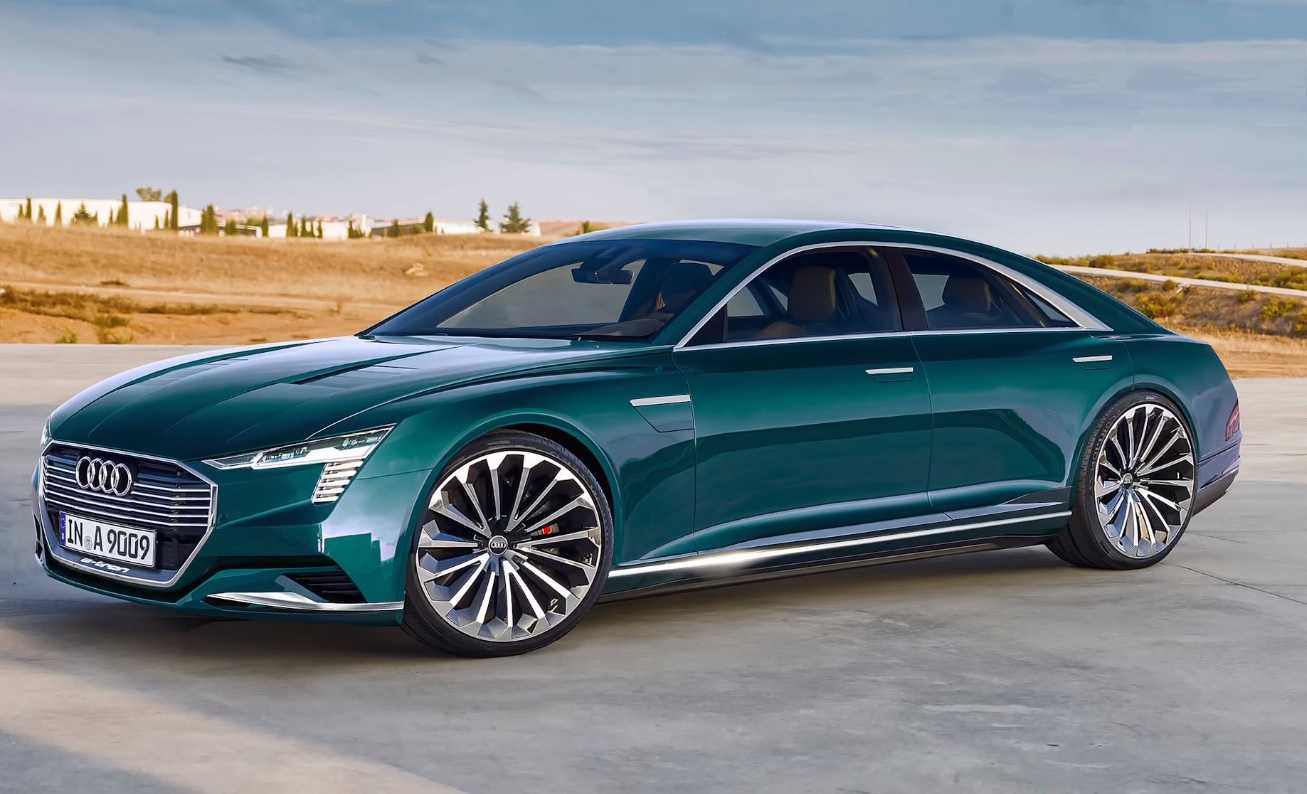 Audi A9 E-Tron Approved By Company, Goes Into Production