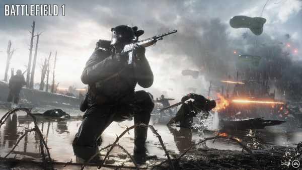 Battlefield 1 Dynamic Weather